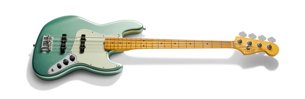 American Professional II Jazz Bass®