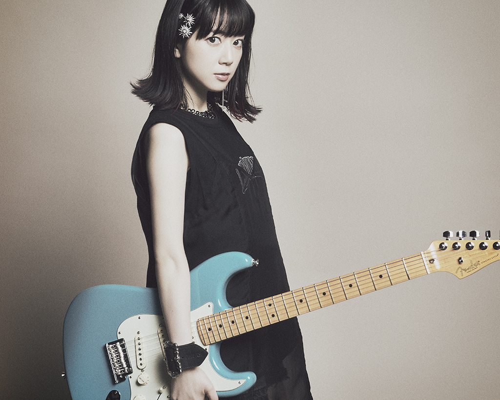 LIFE with Fender Vol.43 Haruka Kudo