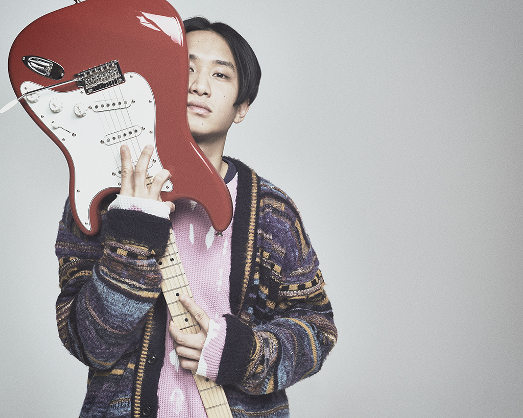 LIFE with Fender Vol.45 Hattori(Macaroniempitsu)